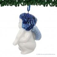 Angel Violin - X-mas Figurine Delft Blue