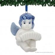 Engel Harmonica - Kersthanger Delfts Blauw
