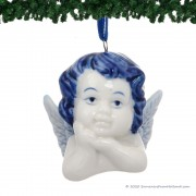 Angel Head B - X-mas...