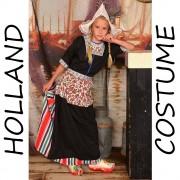 Meisje 7-9 jaar Holland...