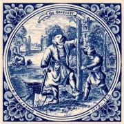 The Gardener - Jan Luyken...