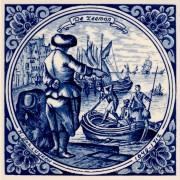 The Sailor - Jan Luyken...