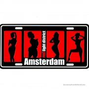 Amsterdam Red Light...
