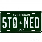 Amsterdam Stoned 5T0-NED...