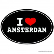 I love Amsterdam Bumper...