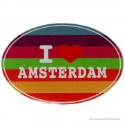 I love Amsterdam Rainbow...