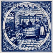 Cheese factory - Delft Blue...