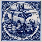 Butter factory - Delft Blue...