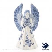 Delft Blue Christmas Angel...