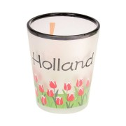 Mugs - Glasses Holland Tulips - Shooters Frosted