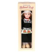 Dolls  Black Female - 26cm Traditional Holland Costume