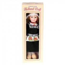 Black Female - 26cm Traditional Holland Costume