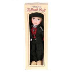 Dolls  Black Male - 26cm Traditional Holland Costume