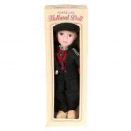 Dolls  Black Male - 26cm Traditional Holland Costume