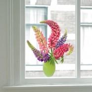 Flat Flower - Lupine