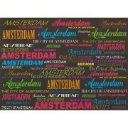 Magnets Black Amsterdam
