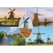 Windmills - Flat Magnet