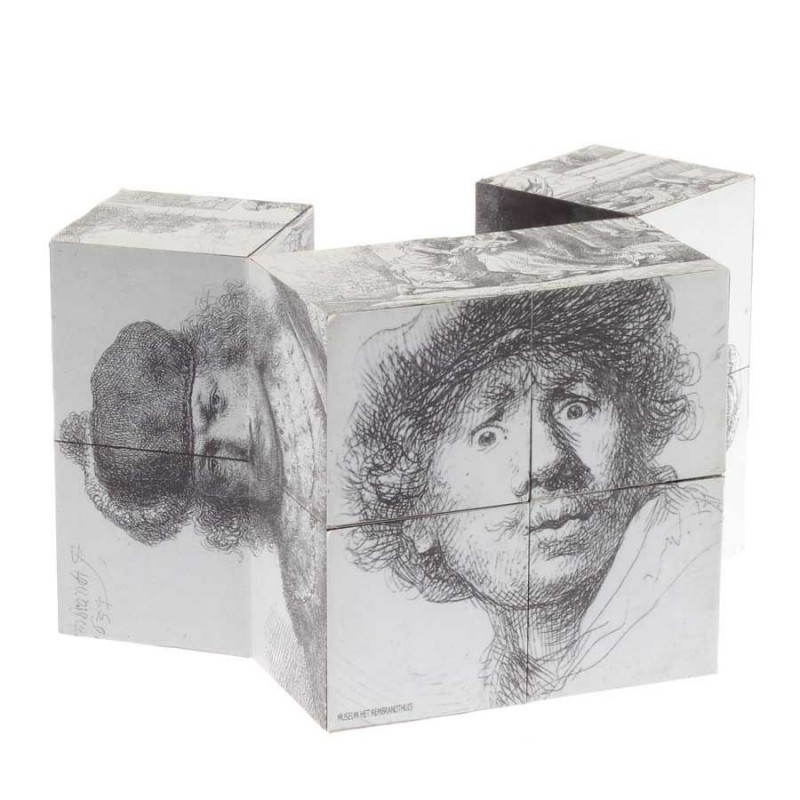 Magic Cubes Rembrandt Magic Cube