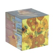 Magic Cubes Van Gogh Magic Cube