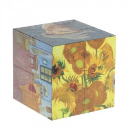 Van Gogh Magic Cube
