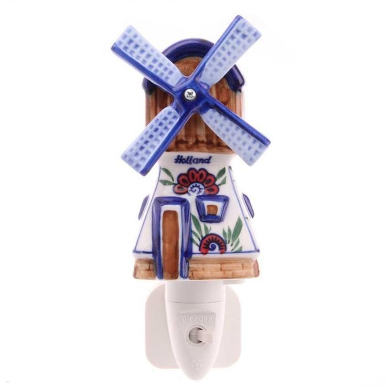 Windmill - Poly - Night Light