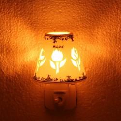 Tulpen - Delfts Blauw - Nachtlampje