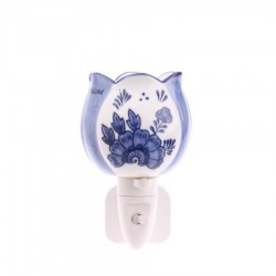 Tulip - Delft Blue - Night Light