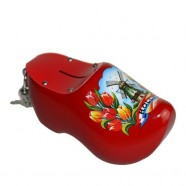 Kids and Gifts Red Tulip - Money box