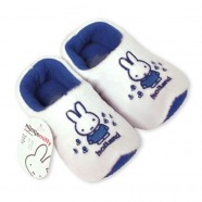 Baby Miffy slippers Delft Blue