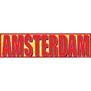 Auto Bumper Stickers Amsterdam