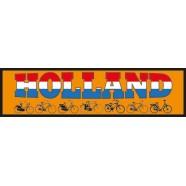 Holland fiets - Bumper Sticker