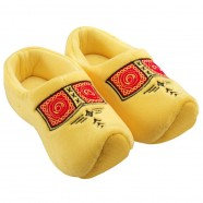 Clogs Slippers Farmer Yellow - Clog Slipper