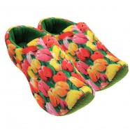 Clogs Slippers Tulips - Clog Slipper
