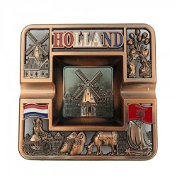 Square Holland - Copper Ashtray