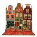 Canal Houses 2D MDF