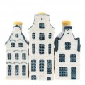 KLM miniature houses