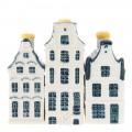KLM miniatuur huisjes