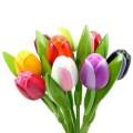 Houten Tulpen groot 34cm