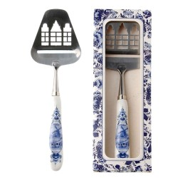 Kaasschaven - Delfts Blauw • Souvenirs from Holland