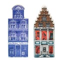 Delft Blue & Polychrome - Large
