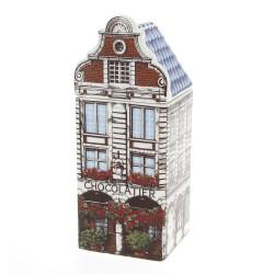 Polychroom - Groot - Grachtenhuizen | Souvenirs From Holland