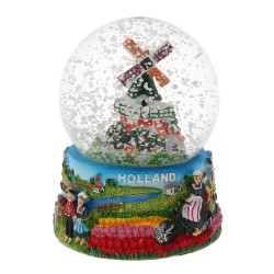 Snow Globe - Other Souvenirs • Souvenirs from Holland