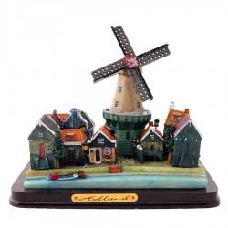 Miniatuur Landscape - Molens   Souvenirs From Holland