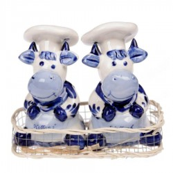 Salt And Pepper Sets | Souvenirs From Holland