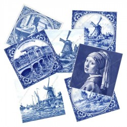 Tegels - Souvenirs • Souvenirs from Holland