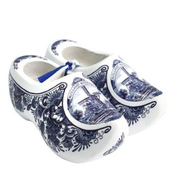 Decoration - Clogs - Wooden Shoes | Souvenirs From Holland