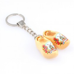 Wooden Shoes - Keychains Souvenirs • Souvenirs from Holland