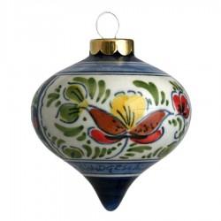 Top Kwaliteit - Handgeschilderd Delfts Blauw - Kerstversiering - Kerstmis | Souvenirs From Holland