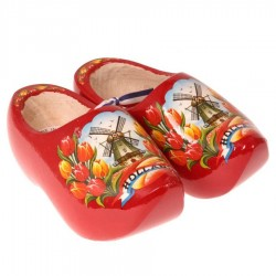 Clogs Wooden Shoes Souvenirs From Holland