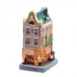 Polystone Grachtenhuisjes - Grachtenhuizen   Souvenirs From Holland